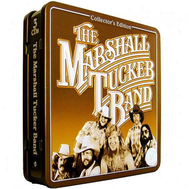 The Marshall Tucker Band (collector's Edirion) (3 Disc Box Set)