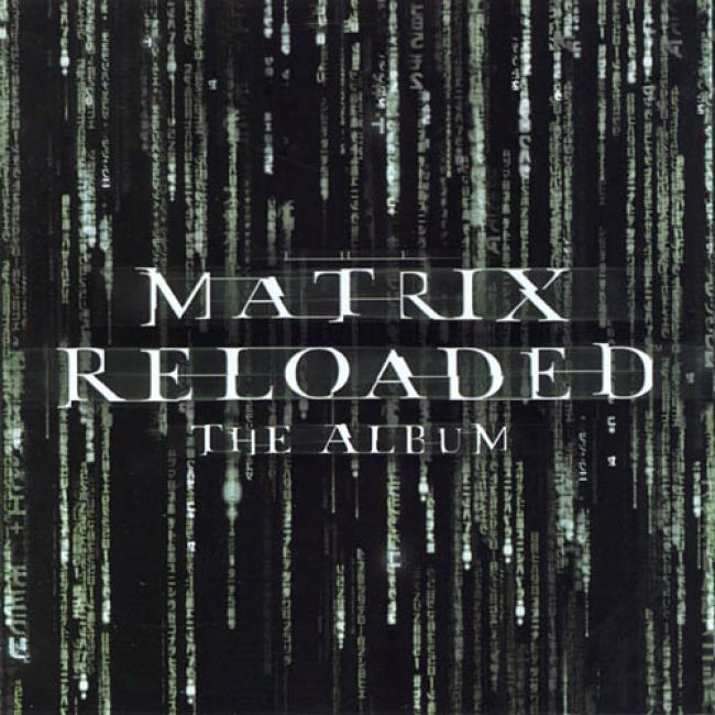 The Matrix Reloaded: The Album Soundtrack (edited) (2cd)