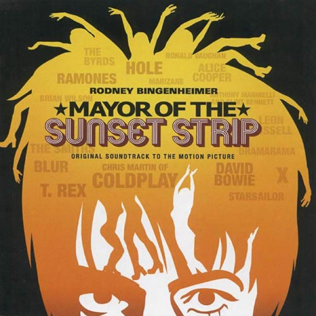 The Mayor Of The Sunset Strip Soundtrack (remaster)