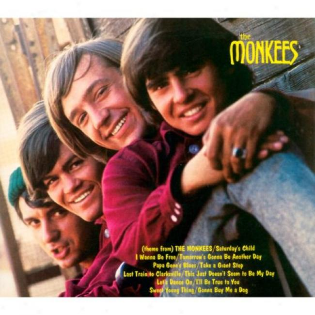 The Monkees (deluxe Limited Edition) (2cd) (digi-pak) (remaster)