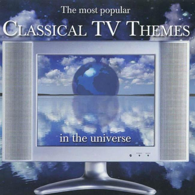The Most Popular Classical Tv Themes In The World! (2cd)