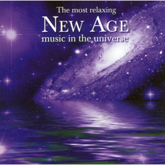 The Most Relaxing New Age Music In The Universe (2cd)