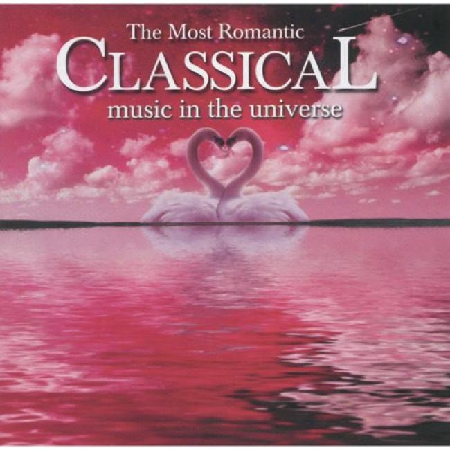 The Most Romantic Classial Music Inn The Universe (2cd)