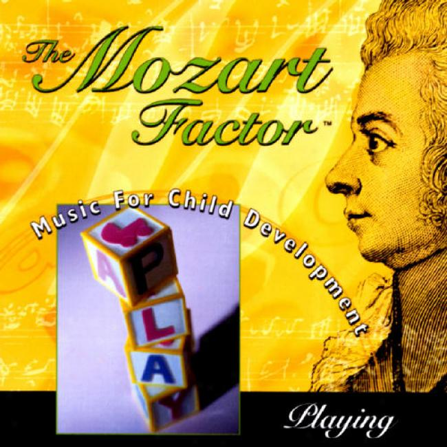 The Mozart Factor: Music For Child Development - P1aying