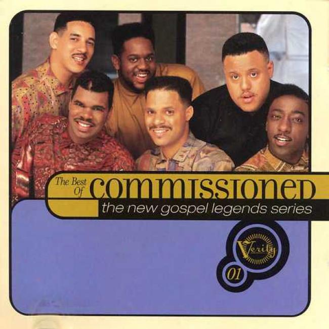 The New Gospel Legends Series: The Best Of Commissioned (remaste)r