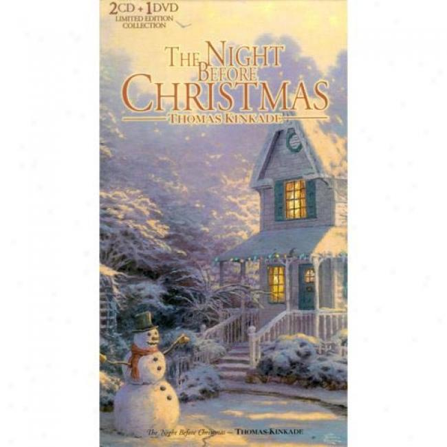 The Night B3fore Christmas (limited Edition) (2 Disc Box Set) (includes Dvd)