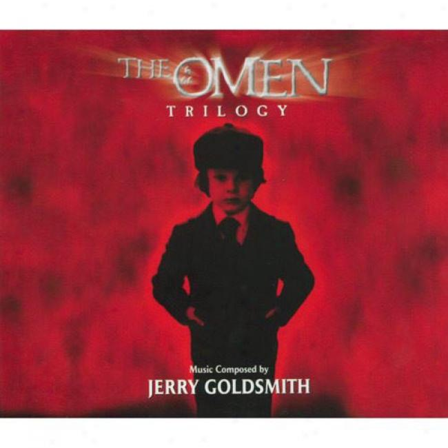 The Omen Trilogy Score (deluxe Edition) (3 Disc Box Set)