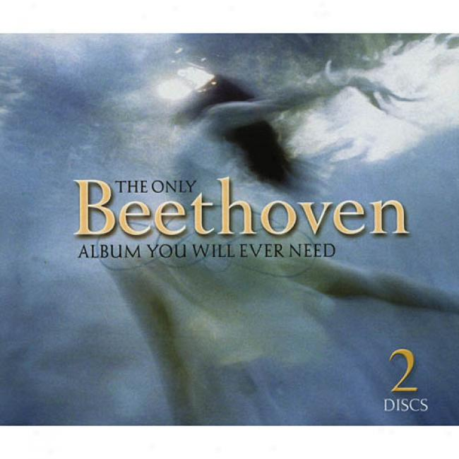 The Only Beethoven Album You Will Ever Need (2cd) (cd Slipcase)