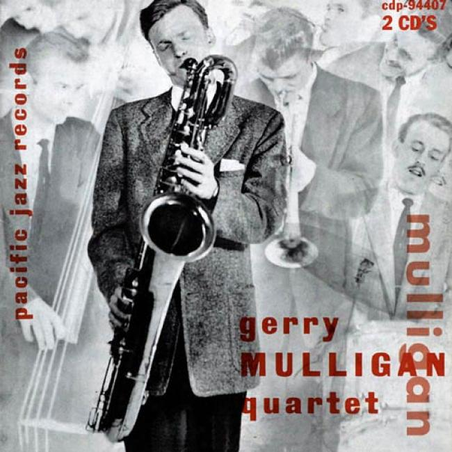 The Original Quartet With Chet Baker (limited Edition) (2cd)