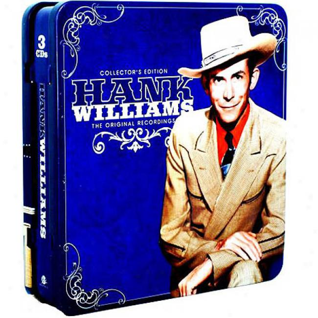 The Original Recordings (collector's Edition) (3 Disc Box Set)