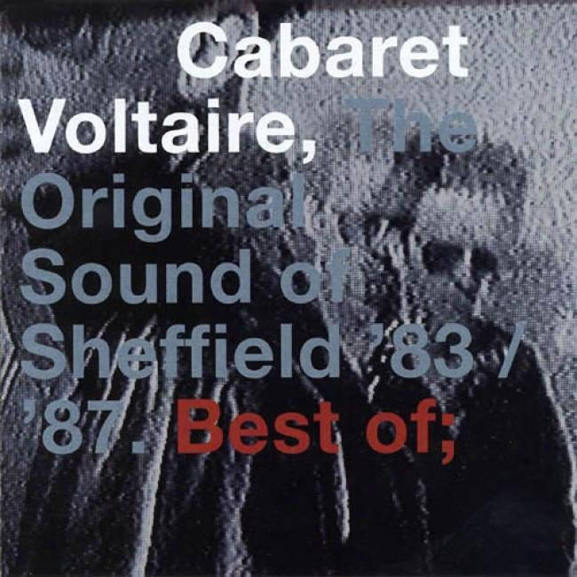 The Original Sound Of Sheffield '83/'87: Best Of The Virgin/emi Years