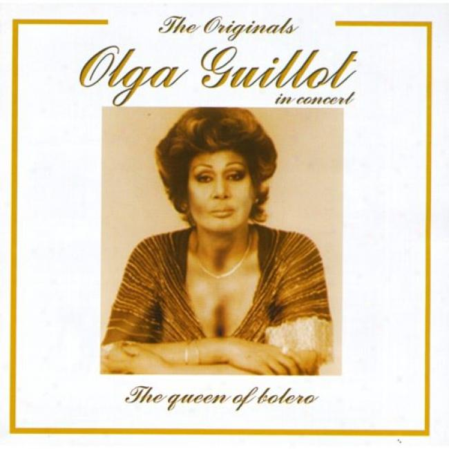 The Originals: Olga Guillot In Concert (remaster)