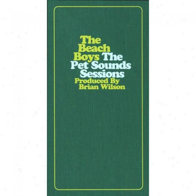 The Pet Sounds Sessions (30th Anniversary Collection) (4 Disc Box Set) (remaster)