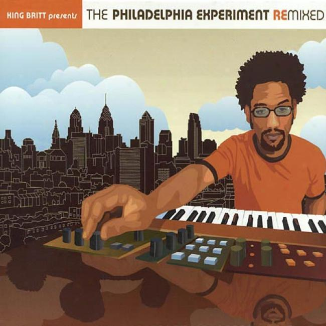 The Philadelpbia Experiment Remixed (cd Slipcase)