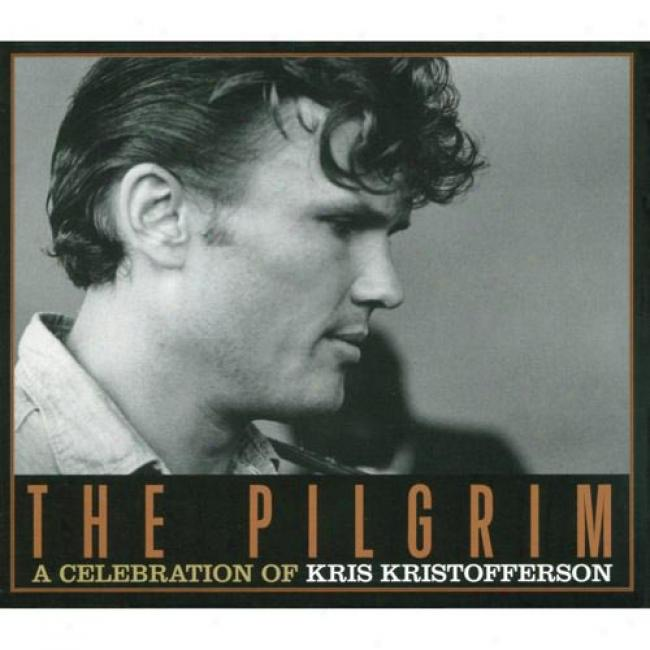 The Pilgrim: A Celebration Of Kris Kristofferson (cd Slipcase)