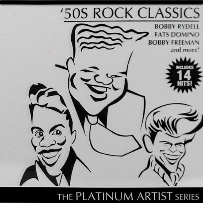 The Platinum Painter Series: '50s Rock Classics