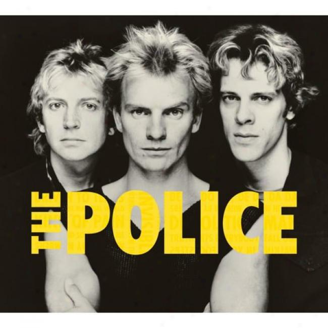 The Police (deluxe Edition) (2d) (cd Slipcase) (remaster)