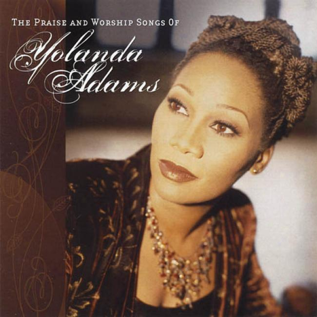 The Praise & Worship Songs Of Yolanda Adams (remaster)