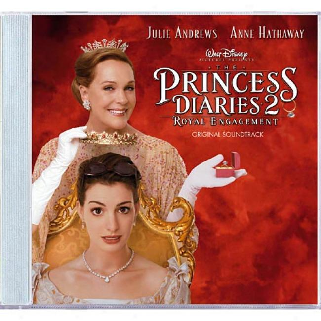 The Prinecss Diaries 2: Royal Engagement Soundtrack