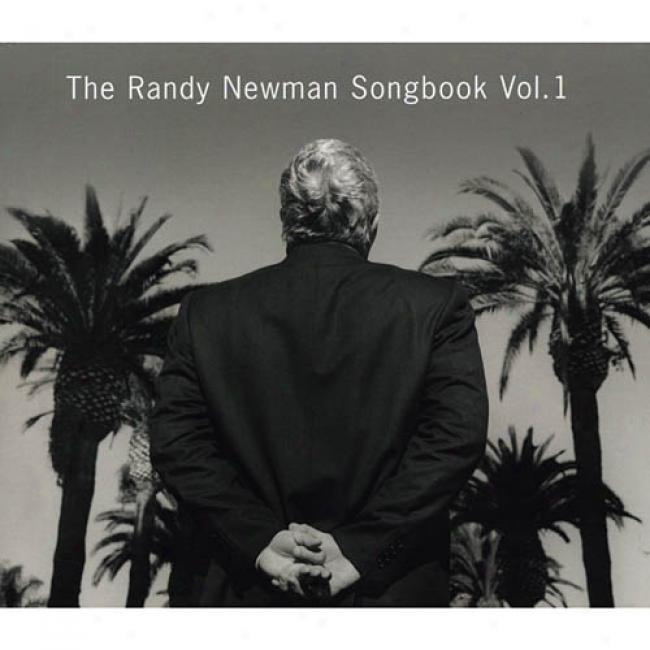 The Randy Newman Songbook, Vol.1 (cd Slipcase)