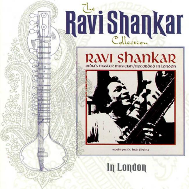 The Ravi Shankar Collection: In London (remaster)