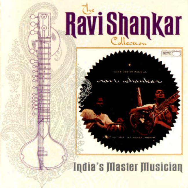 The Ravi Shankar Collection: India's Master Musician