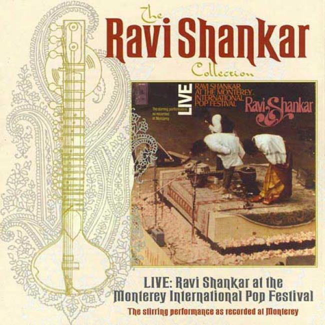 The Ravi Shankar Collection: Live At Monterey (remaster)