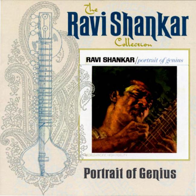 The Ravi Shankar Collection: Portrait Of Genius