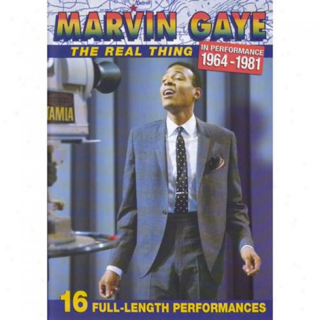 The Real Thing: In Performance 1964-1981 (musi cDvd) (amaray Case) (remaster)