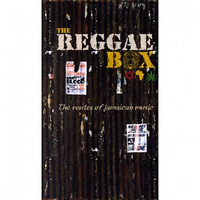The Reggae Box: The Routes Of Jamaican Music (box Set)