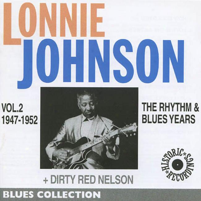 The Rhythm & Blues Years, Vol.2: 1947-1952 (remaster)