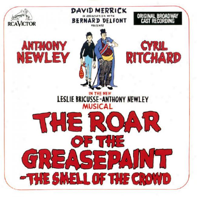 The Roar Of The Greasepaint (the Smell Of The Crowd) Soundtrack