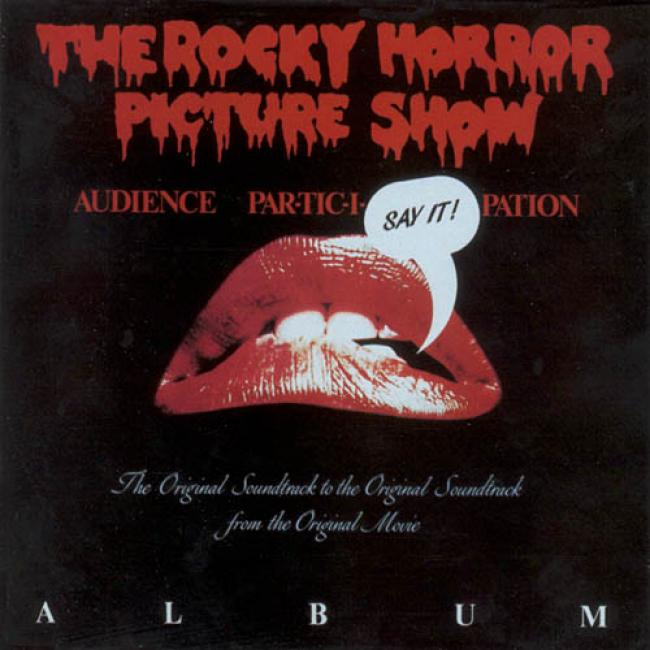 The Rocky Horror Pictyre Teach: Audience Par-tic-i-pation Album Soundtrack (2cd)