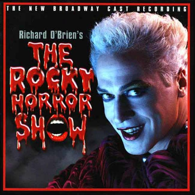 The Rocky Horror Picture Show: The New Broadway Cast Recording Soundtrack