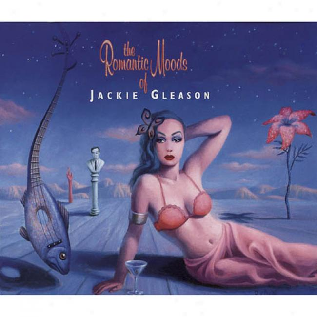 The Romantic Moods Of Jackie Gleason (2cd) (remastrr)