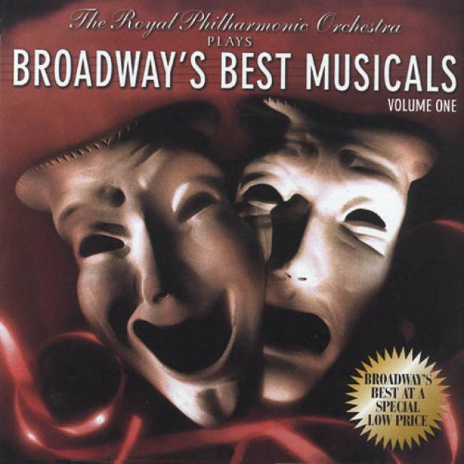 The Royal Philharmonic Orchestra Plays Broadway's Best Musicals, Vol.1