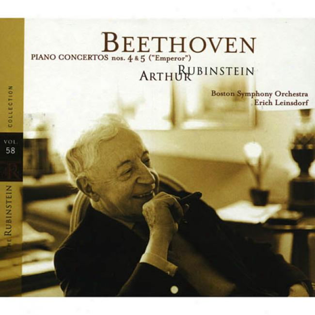 The Rubenstein Collection, Vol.58: Beethoven (remaster)