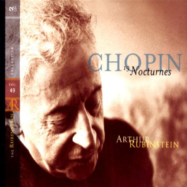 The Rubinstein Collection Vol.49: Chopin - Nocturned