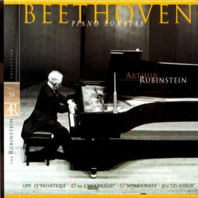 The Rubinstein Collection, Vol.56: Beethoven (remaster)