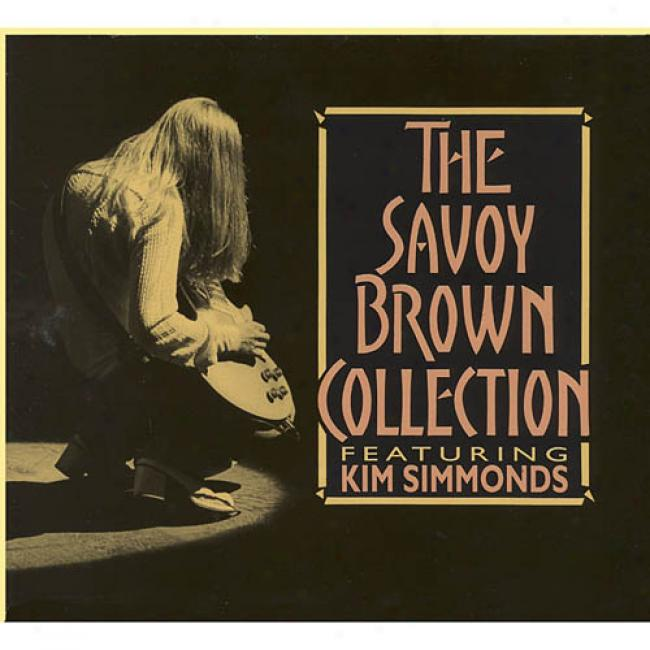 The Savoy Brown Collection (2cd) (cd Slipcase)