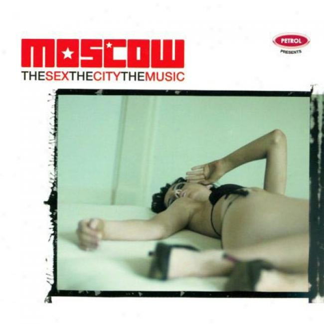 The Sex, The City, The Music: Moscow (cd Slipcase)
