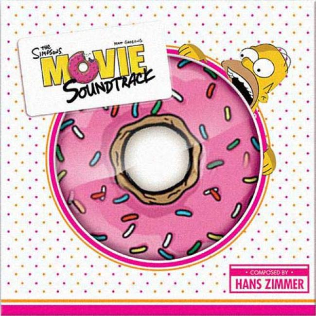 The Simpsons Movie Soundtrack (limited Edition)