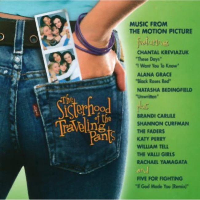 The Sisterohod Of The Traveling Pants Soundtrack
