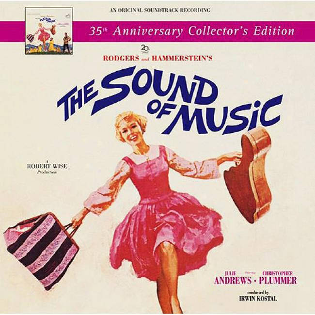 The Sound Of Music Soundtrack (2cd) (digi-pak)