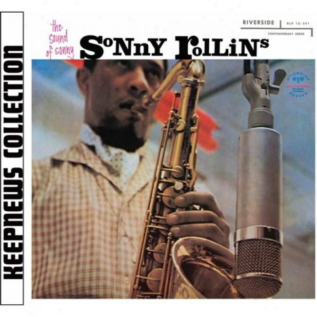 The Sound Of Sonny: Keepnews Collection (remaster)