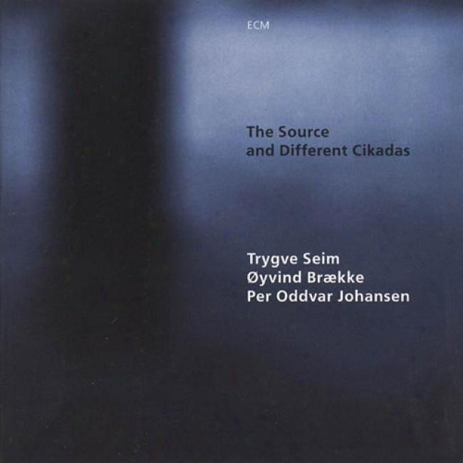 The Source And Various Cikadas (cd Slipcase)
