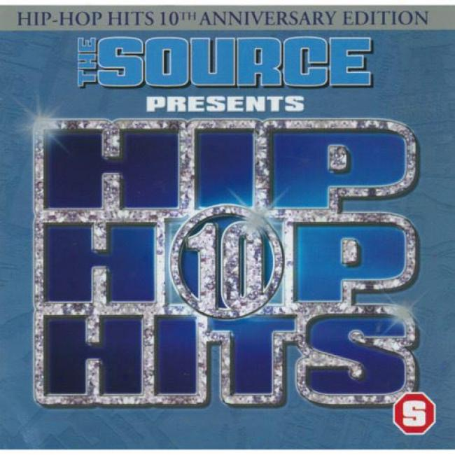 The Source Presents: Hip Hop Hits, Vol.10 (edited) (anniversary Edition)