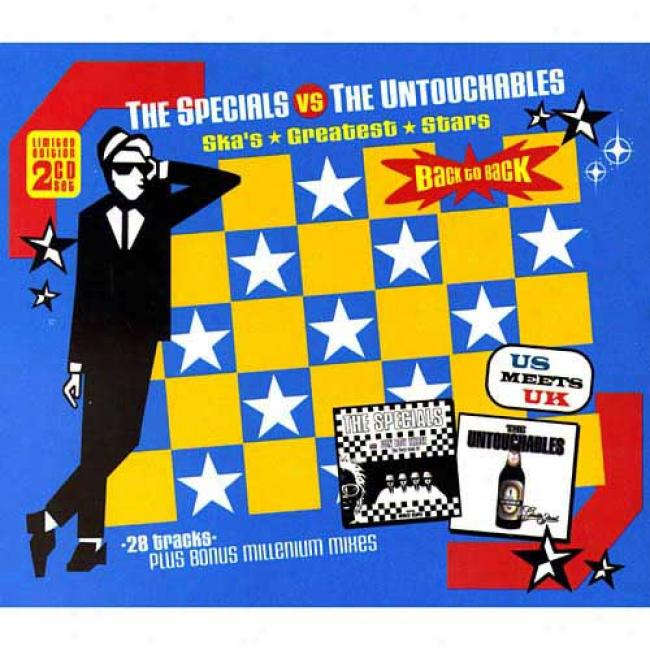 The Specials Vs. The Untouchables: Ska's Greatest Stars (limited Edition)