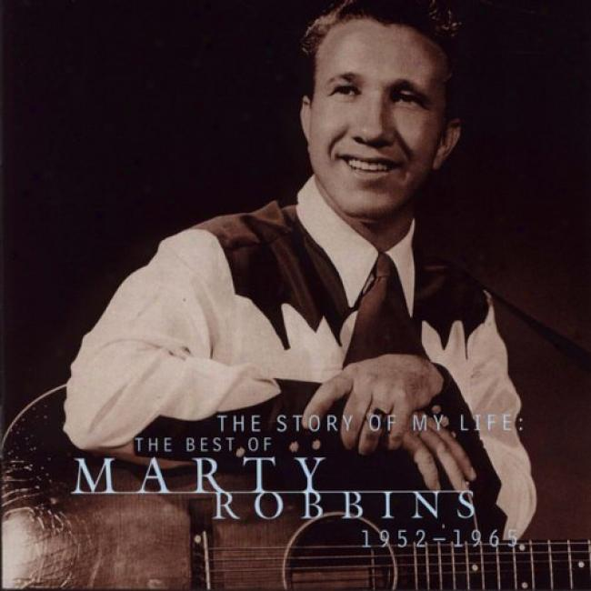 The Story Of My Life: The Best Of Marty Robbins
