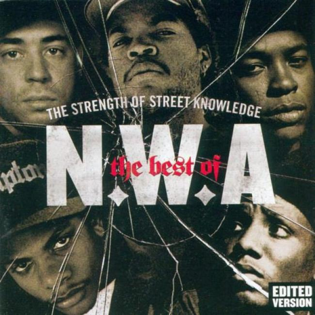 The Strength Of Street Knowledge (edited) (20th Anniversary Edition) (includes Dvd) (cd Slipcase)